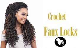 Trends of Crochet Faux Locks for the Black Women