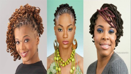 Short Dreadlocks Hair Styles