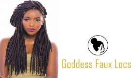 Best Goddess Faux Locs Hairstyles Ideas for You
