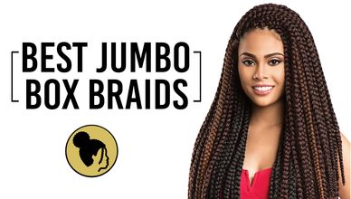 Best Jumbo Box Braids For Your Next Style