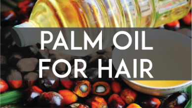 Palm Oil For Hair
