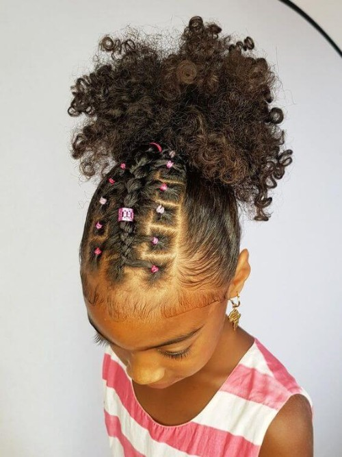 Curls, Braids and Beads