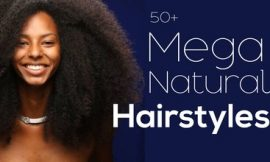 50+ Mega Natural Hairstyles Pack for Black Women