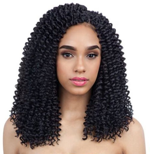 Medium Crochet Braids