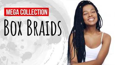 Mega Collection of 110 Box Braids You Shouldn't Miss