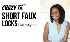 71 Crazy Short Faux locks Hairstyles for You