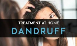 Dandruff Treatment at Home