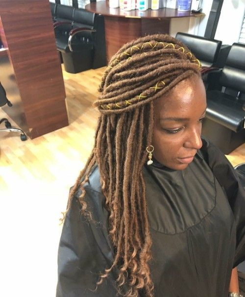 Goddess Faux Locks Ideas for You