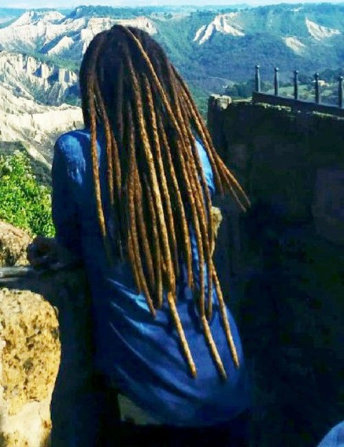 Long Dreadlocks Women