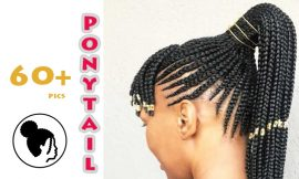 60+ Stunning Ponytail Hairstyles for Black Women