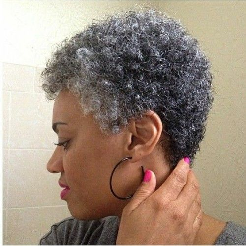 Shiny 58 Short Hairstyles For Black Women Over 50 New Natural Hairstyles