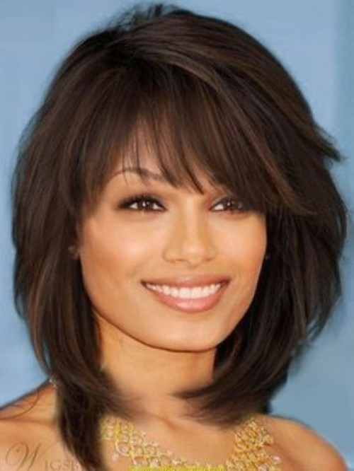 Layered Hairstyles for Black Women