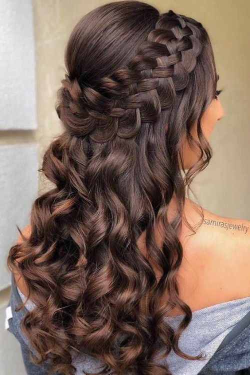 Braiding Hairstyles for White Girls