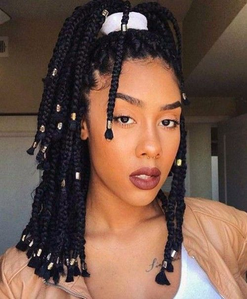 Havana Twist High Ponytail
