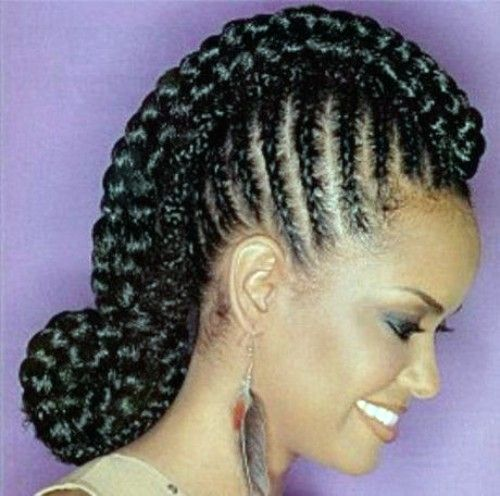Poetic Justice Braid Mohawk