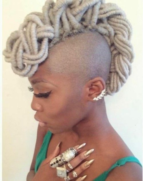 Mohawk Yarn Locks