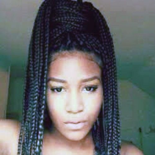 Poetic Justice Braid Ponytail