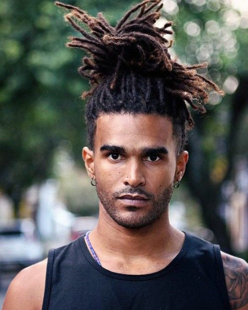 Dark Men Dreadlocks