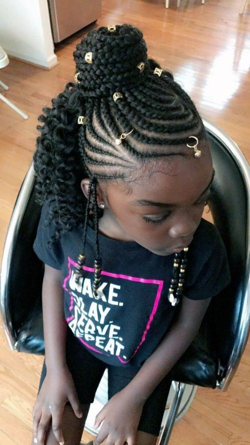 Crochet Braids with Beads