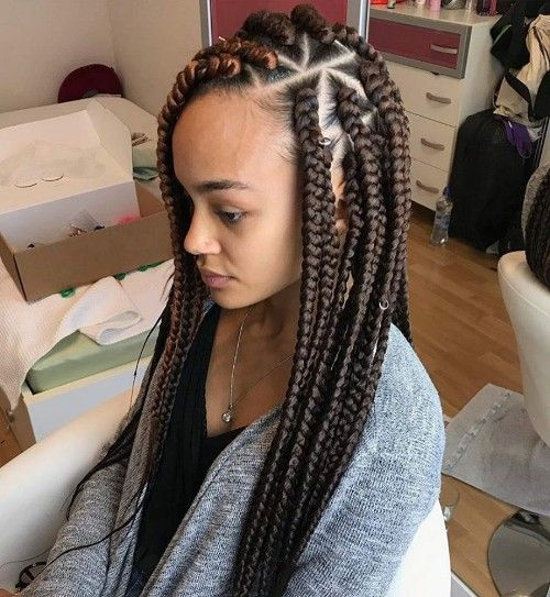 Poetic Justice Braid Hairstyles