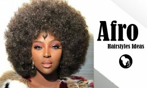 Attractive Afro Hairstyles for Black Women