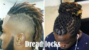 Hot Dreads Hairstyles for Black Men Must-see