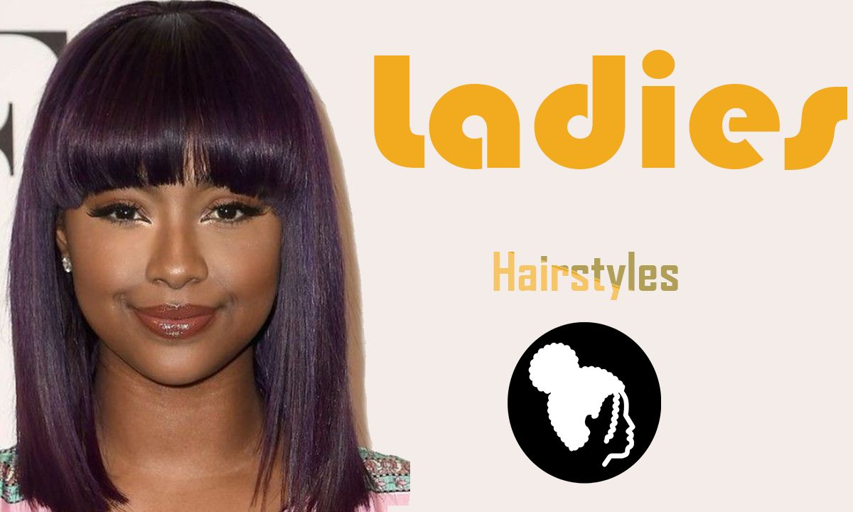 Modern Hairstyles for African American Birthday Ladies