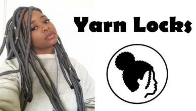 Yarn Locks Hairstyles