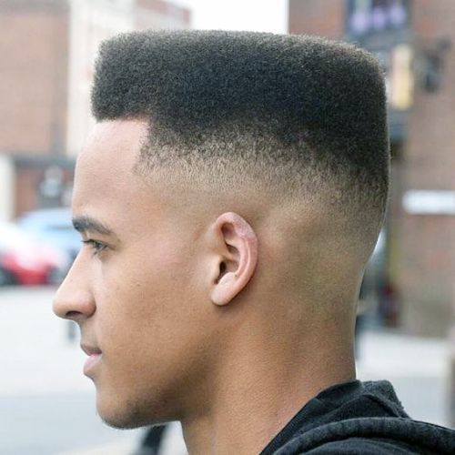 Cool High Taper Fade