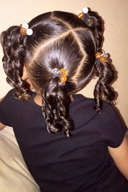 braids with beads for kids