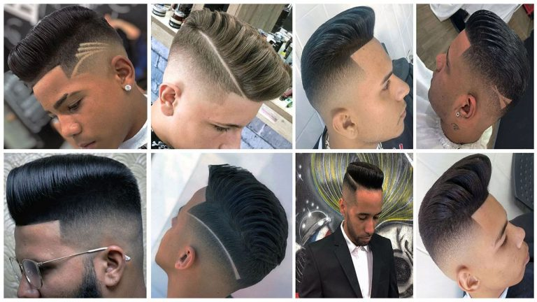 Quiff Haircut | 64 Vivid Modern Quiff Haircuts for Men