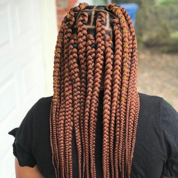 Heavenly Braids